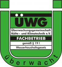 ÜWG-Logo-Zeichen