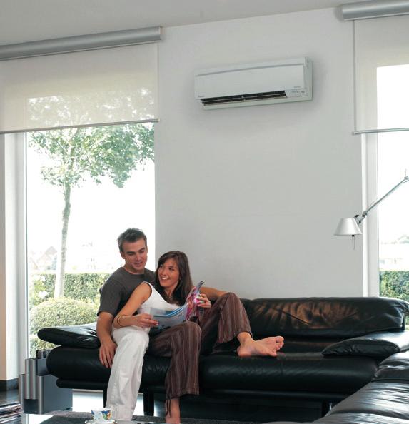 Wandgerät Daikin Klimatechnik